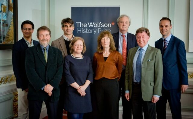 BBC Radio 3 Free Thinking The Wolfson History Prize