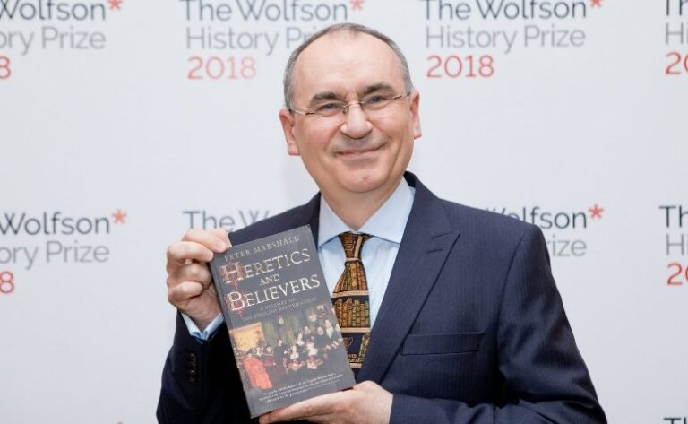 Winner of Wolfson History Prize 2018