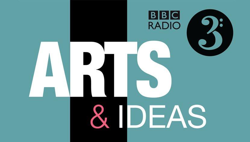 BBC3 Arts and ideas logo
